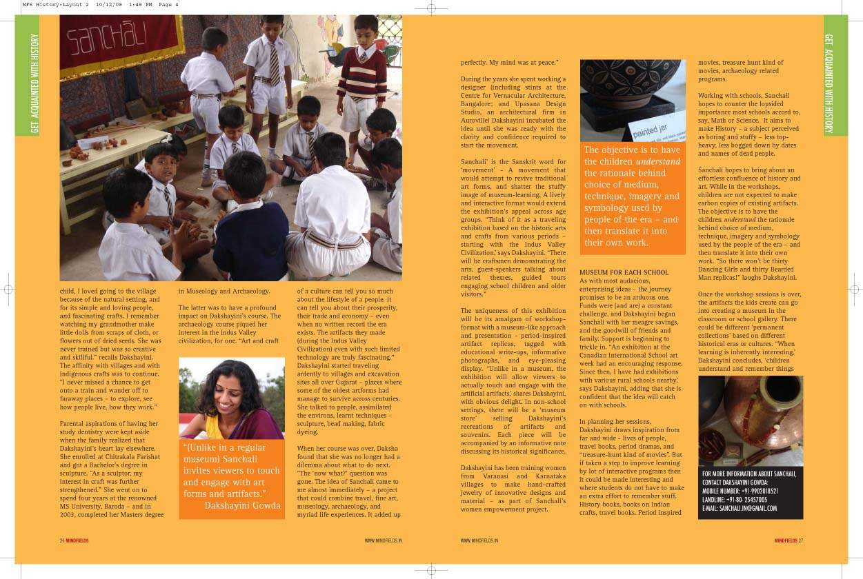 MIND FIELDS MAgazine (page 2)