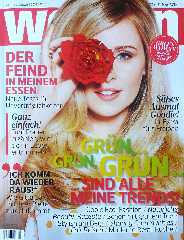 WOMEN magazine 2016, Austria