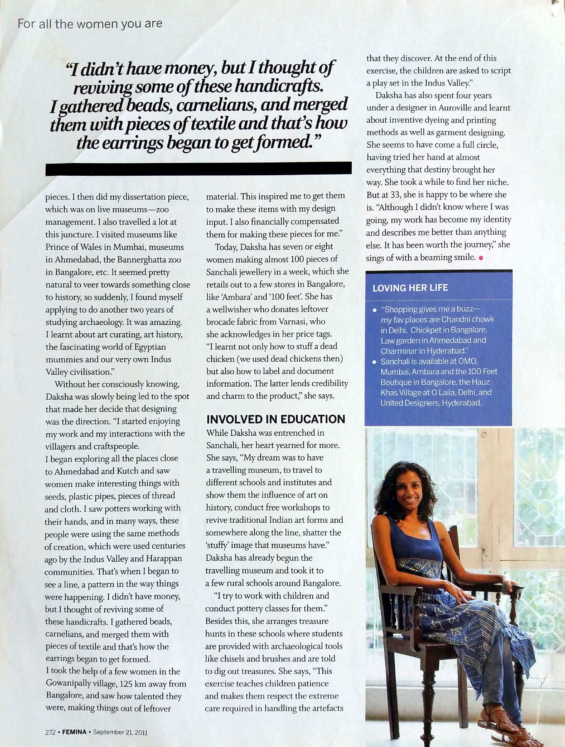 FEMINA, 2011 (page 2)